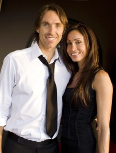 Steve nash and wife