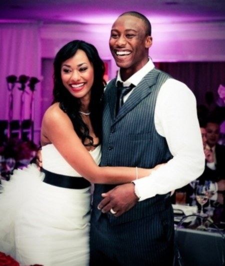 Brandon-Marshall-and-wife