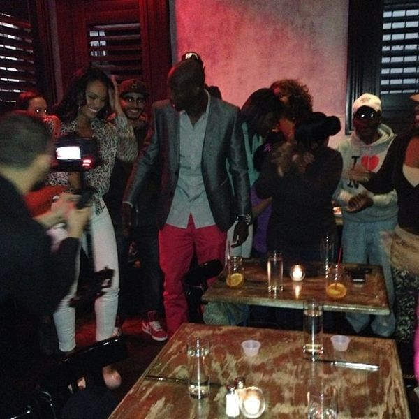 Chad-Johnson-Evelyn-Johnson-Ochocinco-Together1