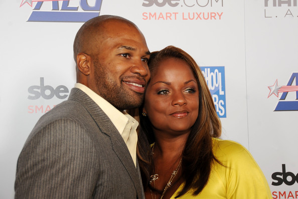 Derek Fisher Must Pay Ex-Wife Candace $100K Per Month In Spousal Support