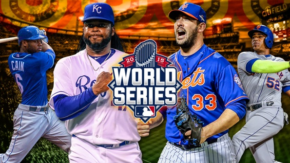Are You Ready For Game 1 Of The World Series Between The Royals And Mets