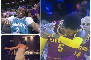 Dabs And Blings From Cam Newton, Rihanna, JR Smith & Drake