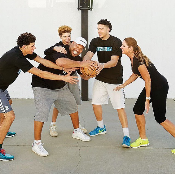 LaVar Ball Working on Reality Show & Documentary for Ball ...
