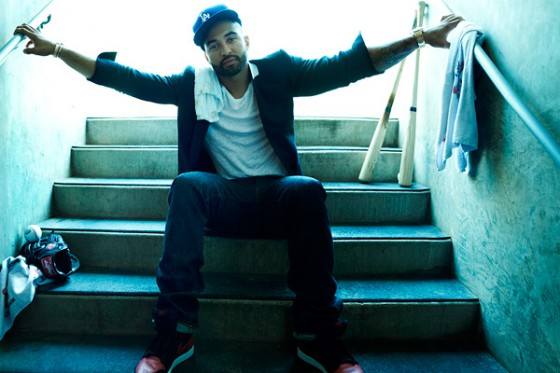 """How Dodgers star Matt kemp almost let the """"LA lifestyle"""" affect his game"""