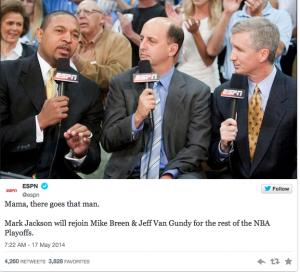 Mark-Jackson-rejoins-ESPN-Broadcast-team