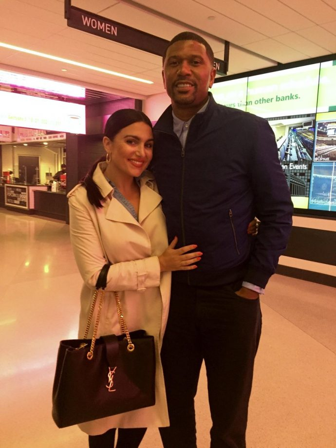 Love & ESPN: Jalen Rose and Molly Qerim Are Dating - Jocks ...